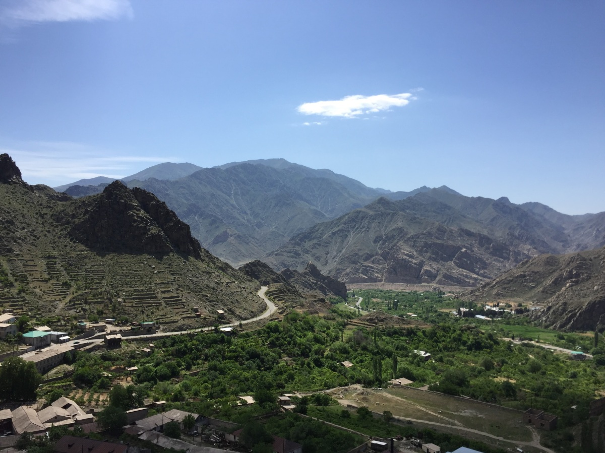 Meghri and Iran